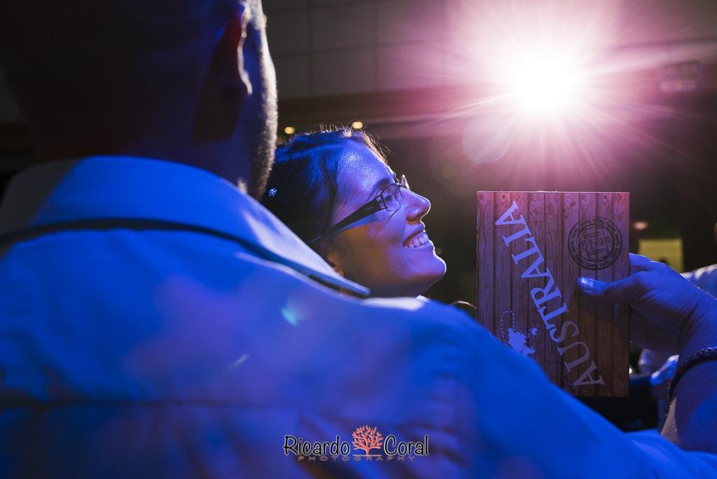 Boda en el Mirador de Cuatro Vientos por Ricardo Coral