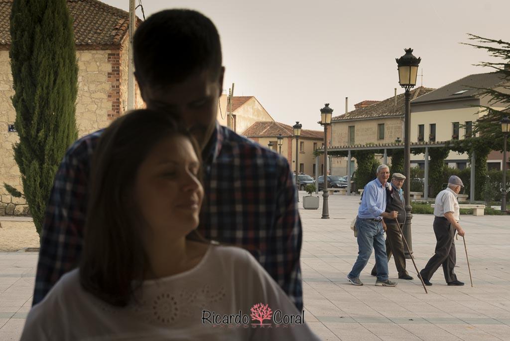 Preboda en tierras de Castilla por Ricardo Coral