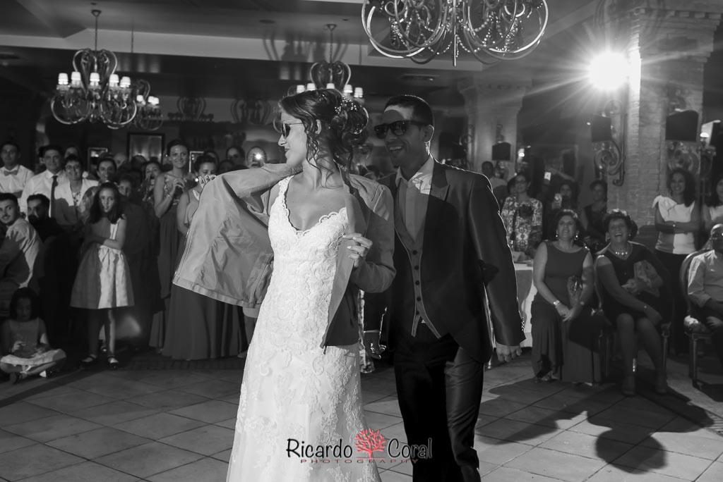 Boda romantica por Ricardo Coral