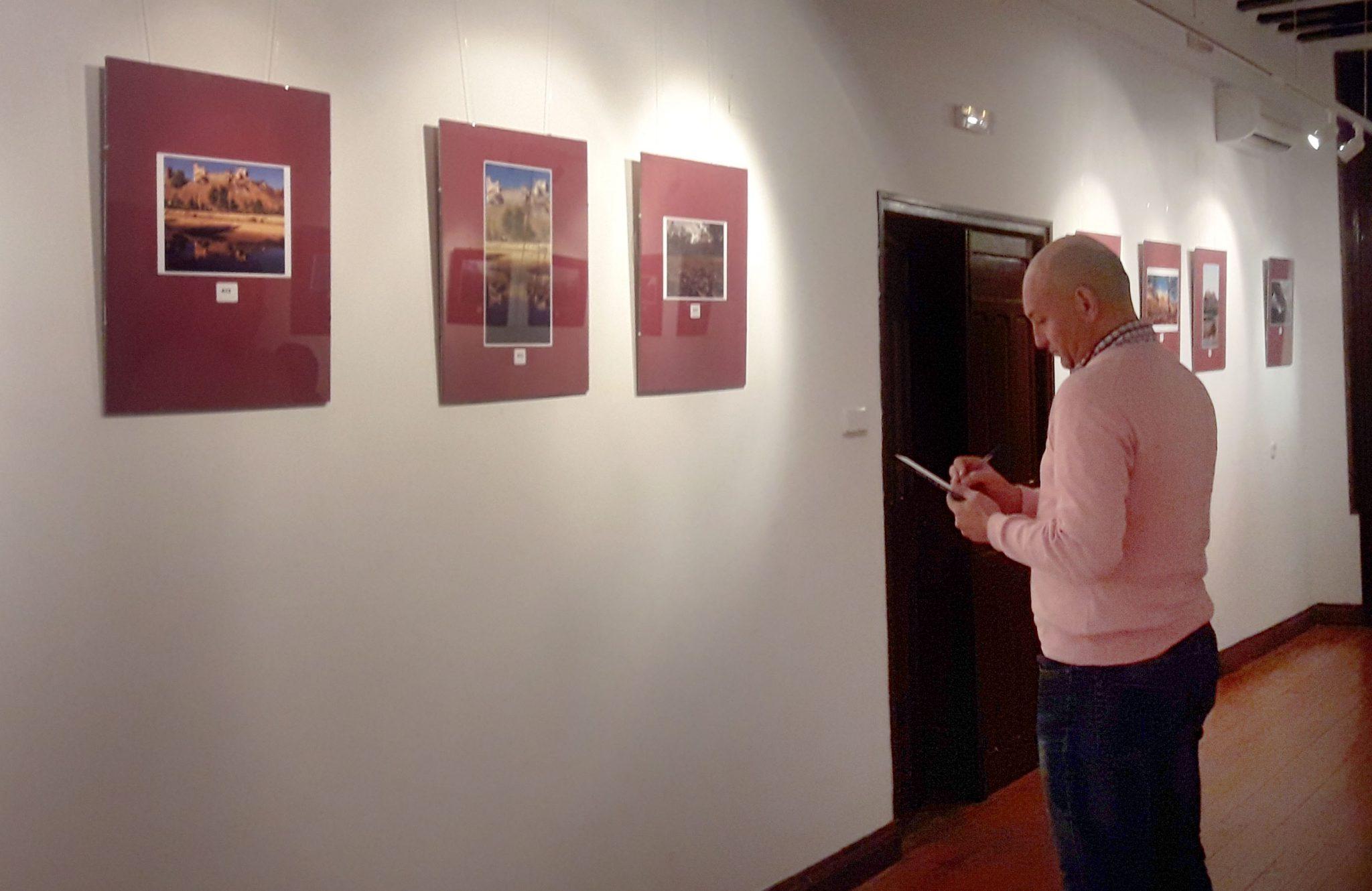Jurado concurso fotografia Escalona 2018