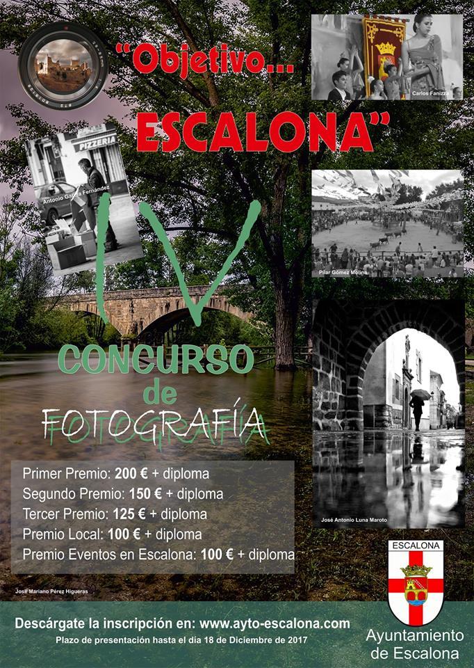 Concurso fotografia Escalona