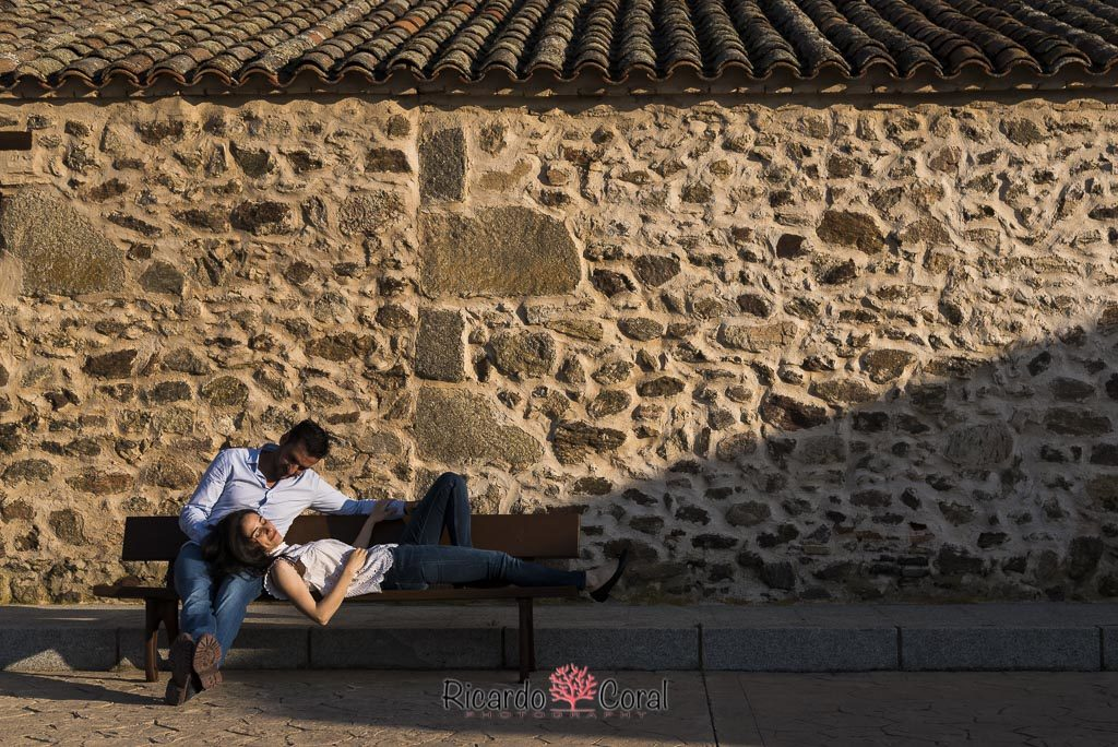 Preboda Santa Maria de Melque por Ricardo Coral