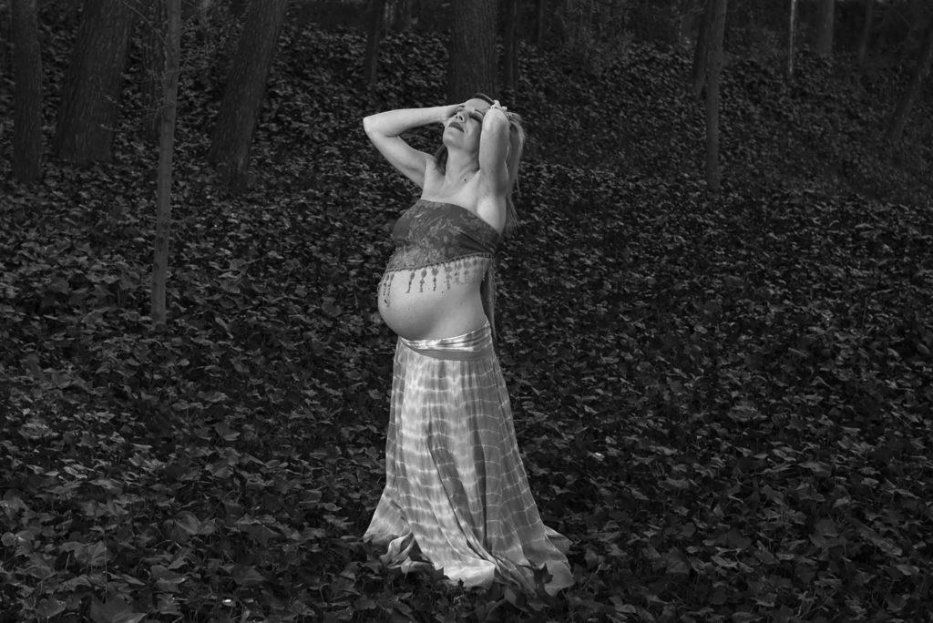 Fotografia de embarazo por Ricardo Coral