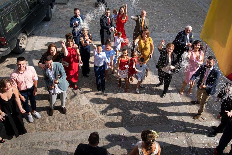 Fotografia de boda por Ricardo Coral