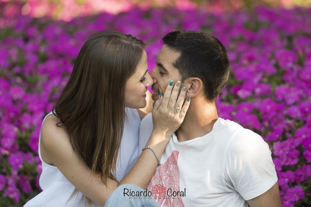 Fotografia parejas por Ricardo Coral Photography