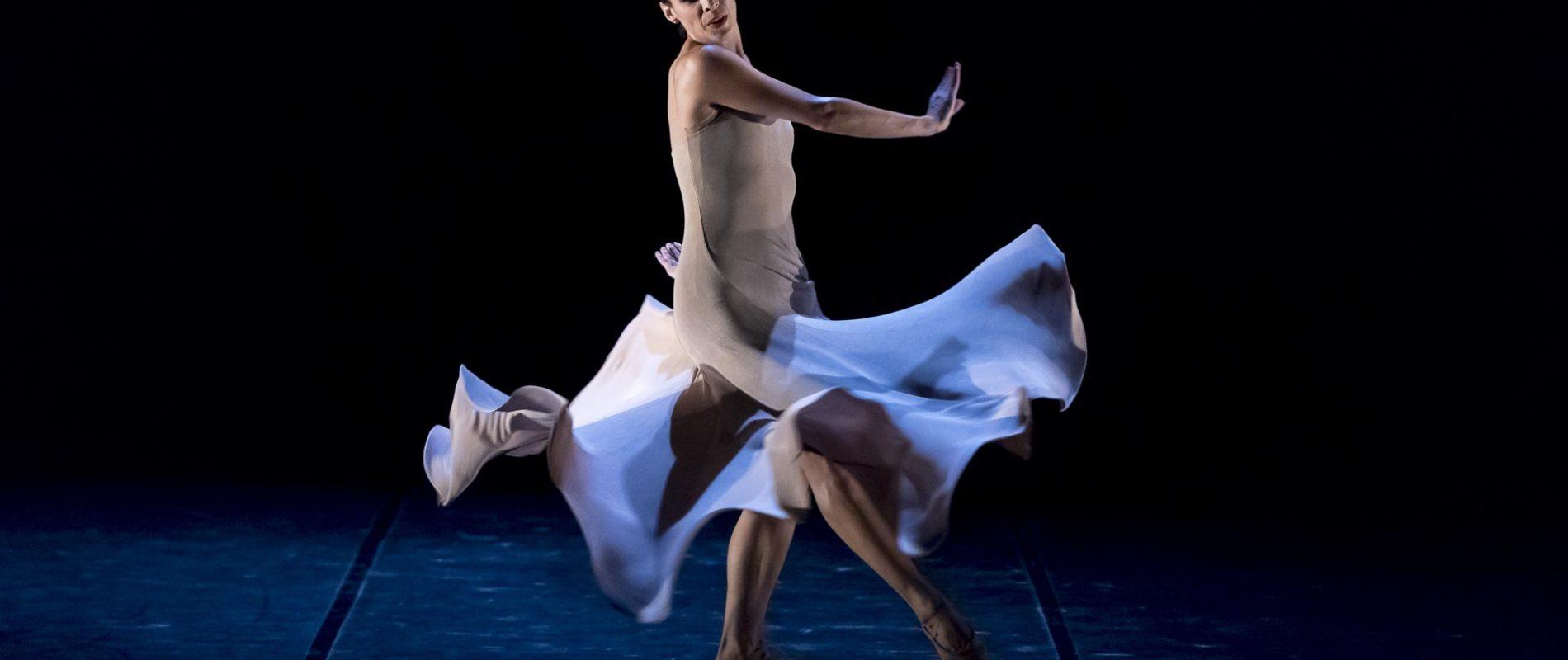 59. ARTE EN MOVIMIENTO. Representación artística de ballet en el Teatro Real de Madrid.